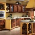 cucine in muratura con isola