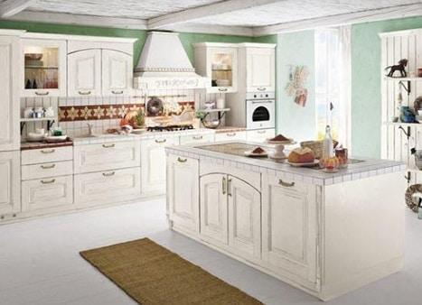 Beautiful Cucina In Muratura Con Isola Images - Home Interior Ideas - hollerbach.us