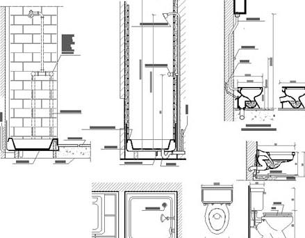 Impianto idraulico amazing with impianto idraulico amazing la casa viene fornita completa di - Misure impianto idraulico bagno ...