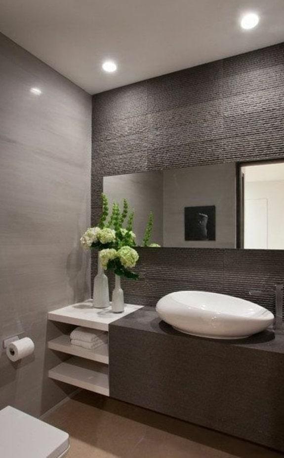 Bagni moderni i principi delle nuove tendenze blog edilnet for Modelli bagno moderno