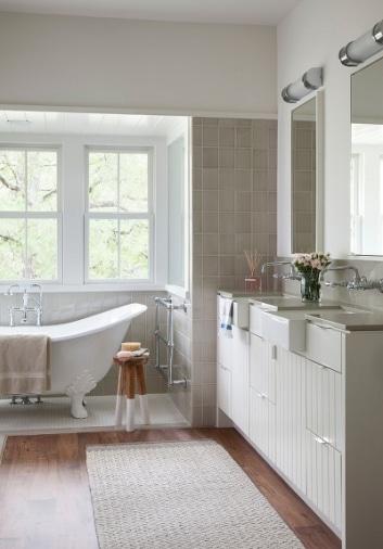bagni moderni piccoli spazi. creare una piccola zona ripostiglio ... - Bagni Moderni Piccoli Spazi