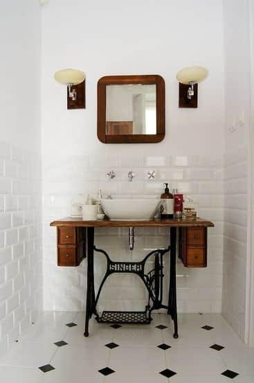 bagni moderni vintage piccoli