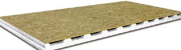schema del tetto ventilato