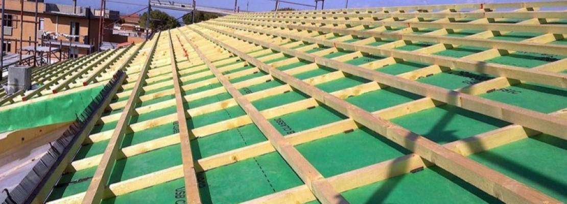 vantaggi tetto ventilato