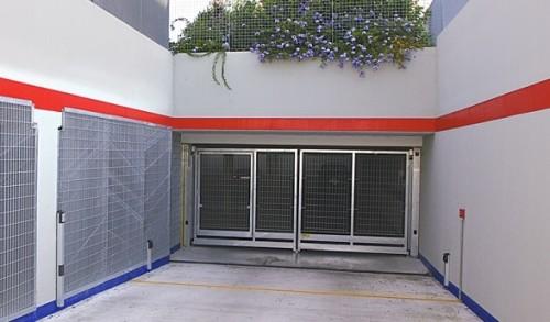Cancello eseguito da ditta di carpenteria metallica
