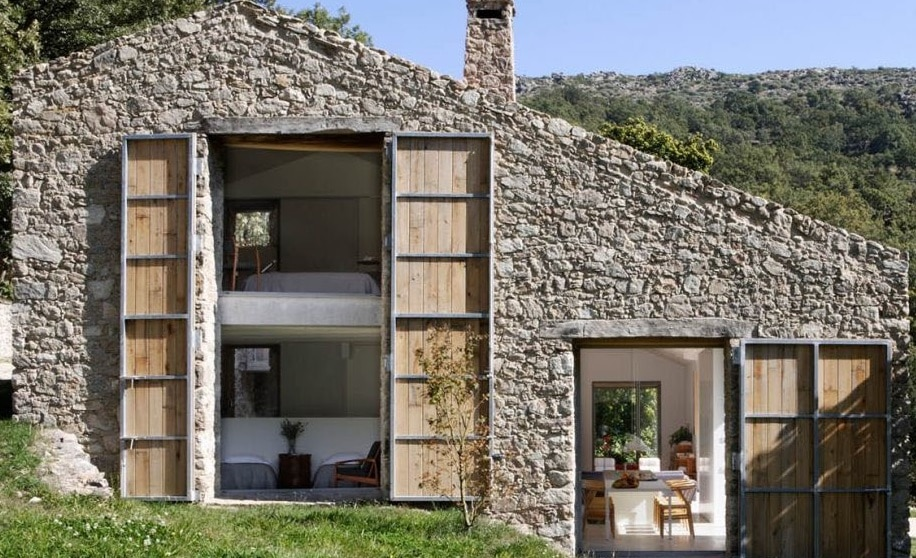 Come ristrutturare una casa di campagna blog edilnet - Riscaldare casa in modo economico ...