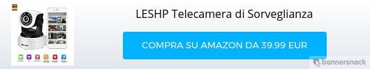Telecamera di videosorveglianza della LESHP