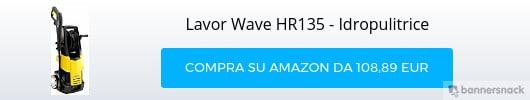 Lavor Wave HR135 Idropulitrice