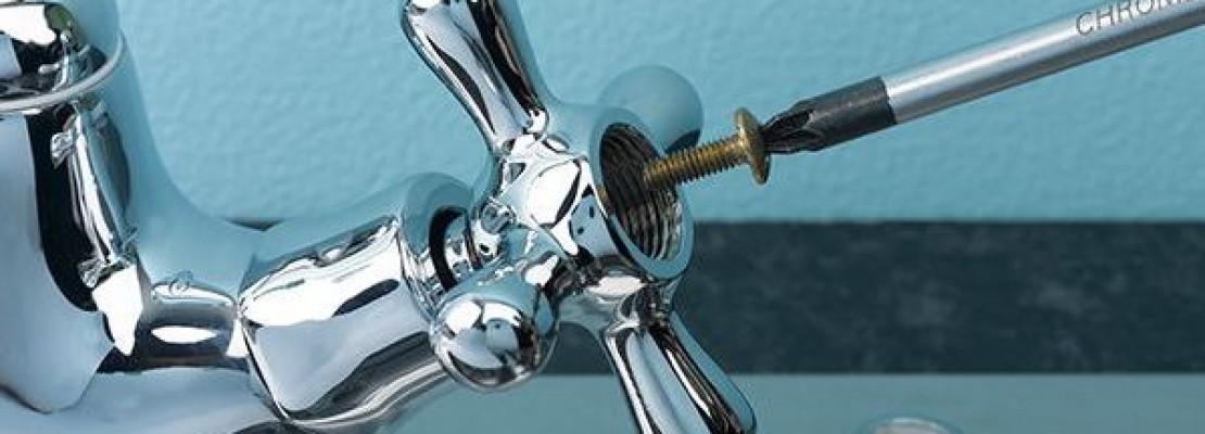 come sostituire un rubinetto