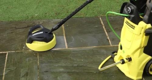 idropulitrice per pulizia pavimenti esterni