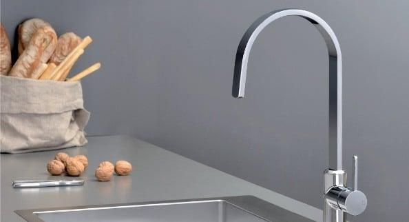 Rubinetto Led Come Funziona.Quale Rubinetto Cucina Scegliere Blog Edilnet