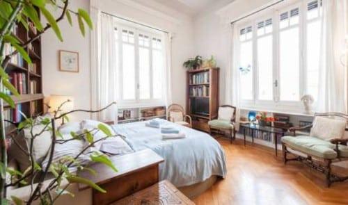 Casa in ristrutturazione nel quartiere Coppede Roma