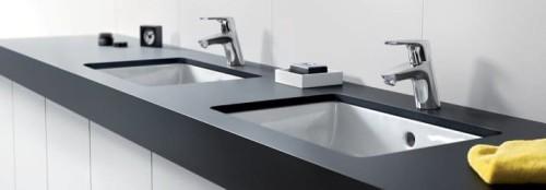 2 rubinetti monocomando moderni
