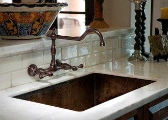 Un rubinetto classico