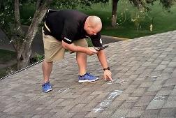 accertamento tecnico preventivo danni tetto