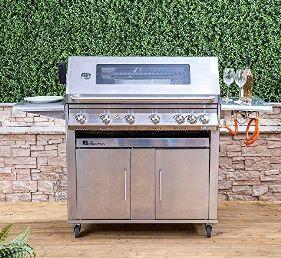 barbecue a gas pietra lavica