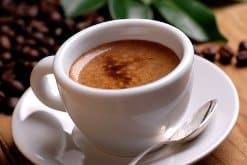 caffè a casa coma al bar