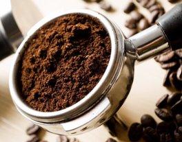 caffè macinato macchina da caffè