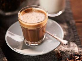 caffè realizzato con una macchinetta a capsule