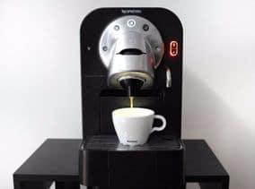 macchinetta caffè a capsule
