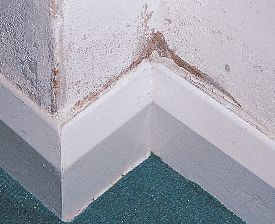 umidità sulle pareti di casa