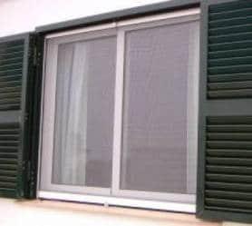 zanzariera scorrevole per finestre