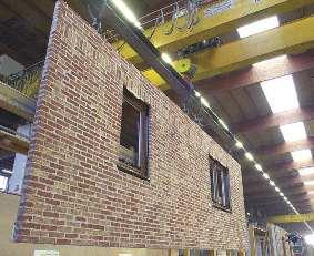 pareti prefabbricate in muratura