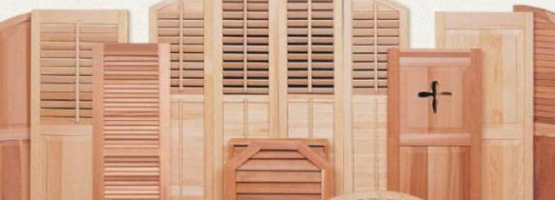 persiane in legno consigli e prezzi