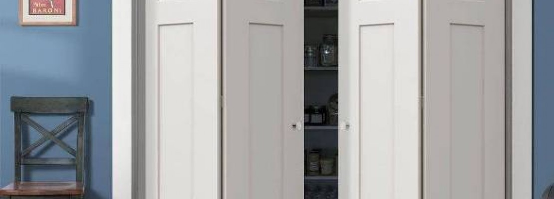 Porte a soffietto in legno, vantaggi e prezzi | Blog Edilnet