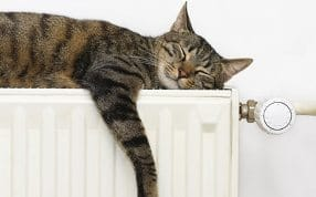 riscaldamento centralizzato e valvole termostatiche