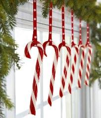 addobbi natalizi finestre