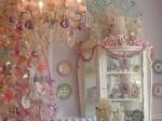 Albero di Natale Shabby Chic, come decorarlo