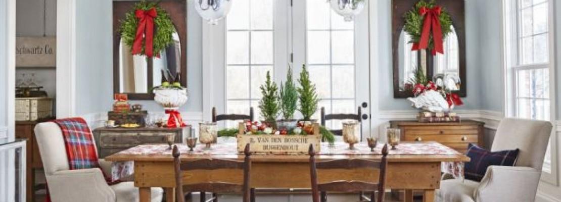 come decorare casa per natale, 6 consigli