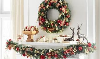 Come decorare casa per natale 6 consigli blog edilnet for Ornamenti casa
