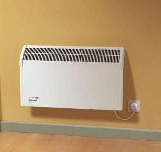 termoconvettore a parete