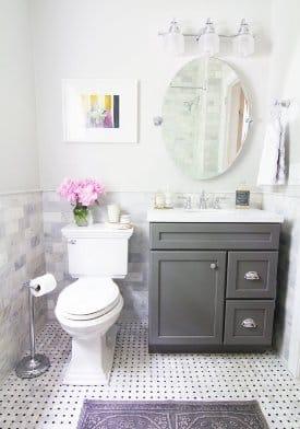 bagno piccolo provenzale