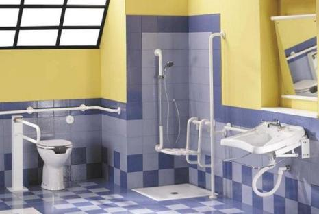 idee bagni per disabili