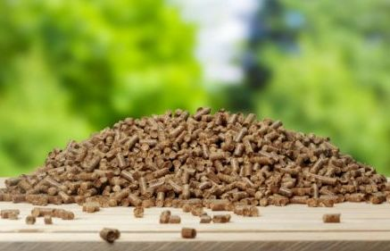 pellet biocombustibile