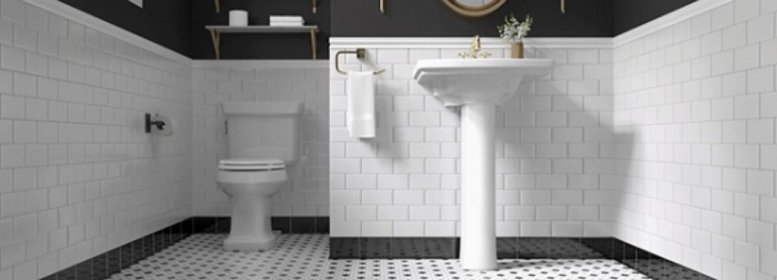 Piastrelle bagno quali scegliere blog edilnet for Piastrelle linoleum bagno