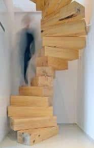 scala-a-chiocciola-legno