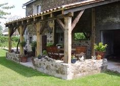 Veranda Cucina In Muratura Esterna.Verande In Legno Prezzi E Consigli Blog Edilnet