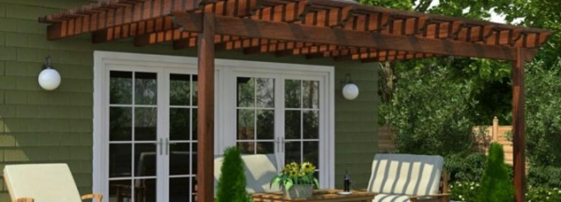 Verande in legno prezzi e consigli with verande chiuse in for Piani di veranda chiusa gratis