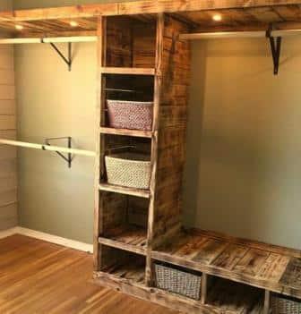 cabina armadio fai da te