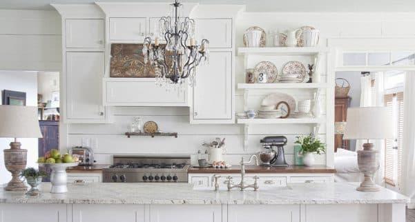 Cucine bianche: idee e consigli | Blog Edilnet