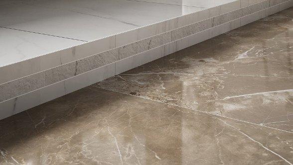 Gres porcellanato effetto marmo: cosa sapere | Blog Edilnet