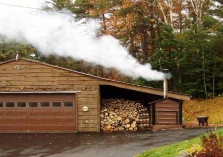 legna per caldaia
