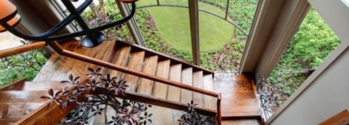 Quale legno per delle scale interne blog edilnet - Quale legno per esterni ...