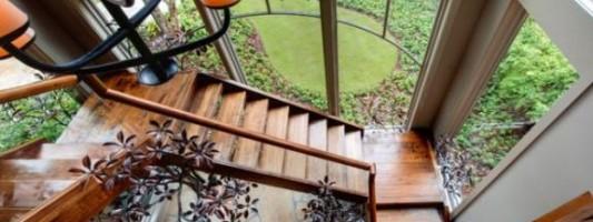 quale legno per delle scale interne