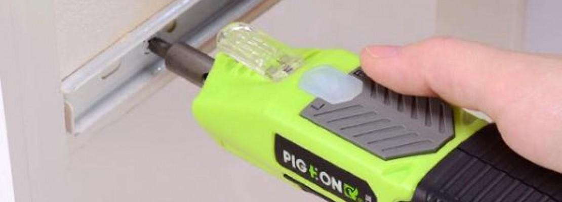 cacciavite elettrico a batteria