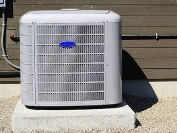 pompa di calore unità esterna